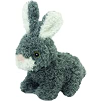 Deals on Multipet Look Whos Talking Plush Talking Rabbit Dog Toy 6-in