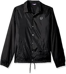 Twitch Logo Coaches Jacket