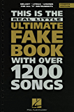 The Real Little Ultimate Fake Book (English Edition)