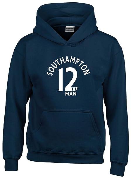 12th Man Southampton Fan Hoodie Mens