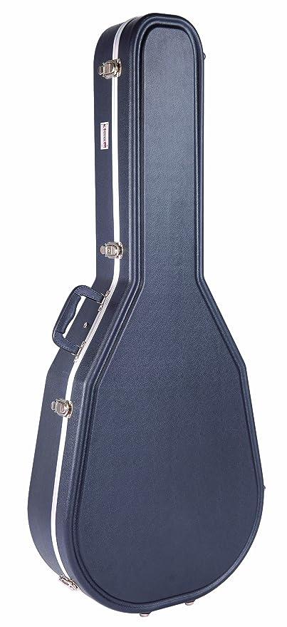 KINSMAN KGC8675 - Estuche para guitarra acústica de ABS, color ...