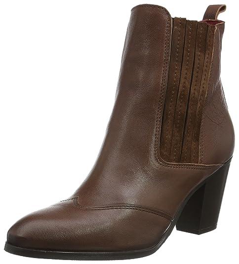 Buffalo London Es 30809 Lavato Ante, Zapatillas de Estar por casa para Mujer: Amazon.es: Zapatos y complementos