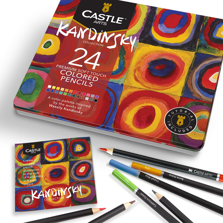 Set de Arte Dibujo Castle Art Supplies [7ZPDJ5FZ]