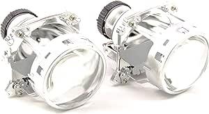 Proyector Aharon E46-R bi-xenón de Bosch: Amazon.es: Coche y moto