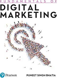 Buy marketing faqs book online at low prices in india marketing fundamentals of digital marketing by pearson fandeluxe Choice Image