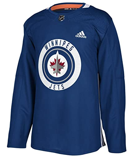 Image Unavailable. Image not available for. Color  adidas Winnipeg Jets NHL  Men s Climalite Authentic Practice Jersey 741a1041a