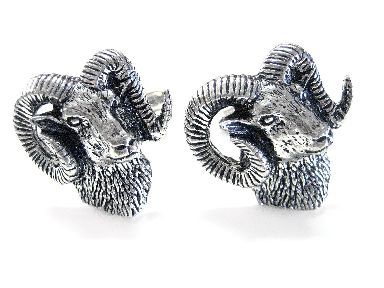 Kiola Designs Ram Cufflinks