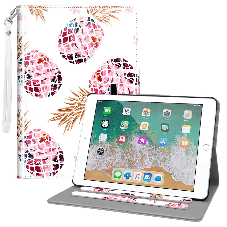 2019春大特価セール! Dailylux Pineapple White Dailylux 360ケース iPad 9.7用 TA0016-14-US Pineapple White B07KW2PVF1, ビックフラワー:f7f899f1 --- a0267596.xsph.ru