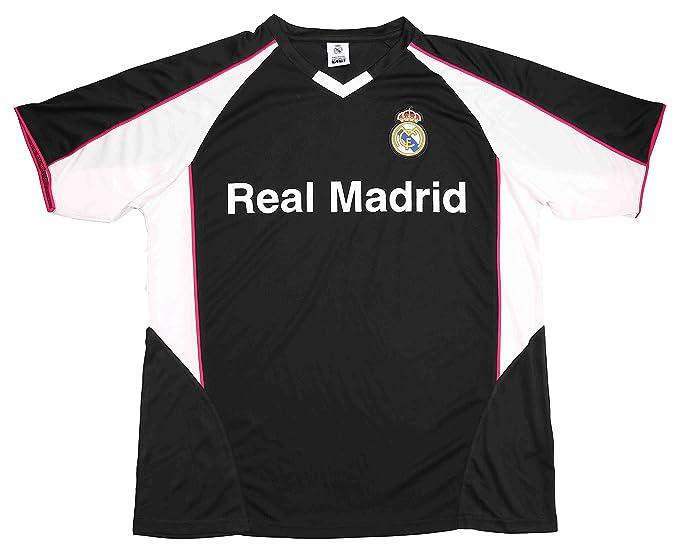 huge selection of dd2d3 7bbaf Amazon.com: Real Madrid FC Football Soccer Men's Performance ...