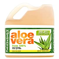 Aloe Vera Juice, Original, 128 Fl Oz, Pack of 4