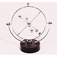 Newton Elektromanyetik Mıknatıslı Kinetik Orbital Denge Topu