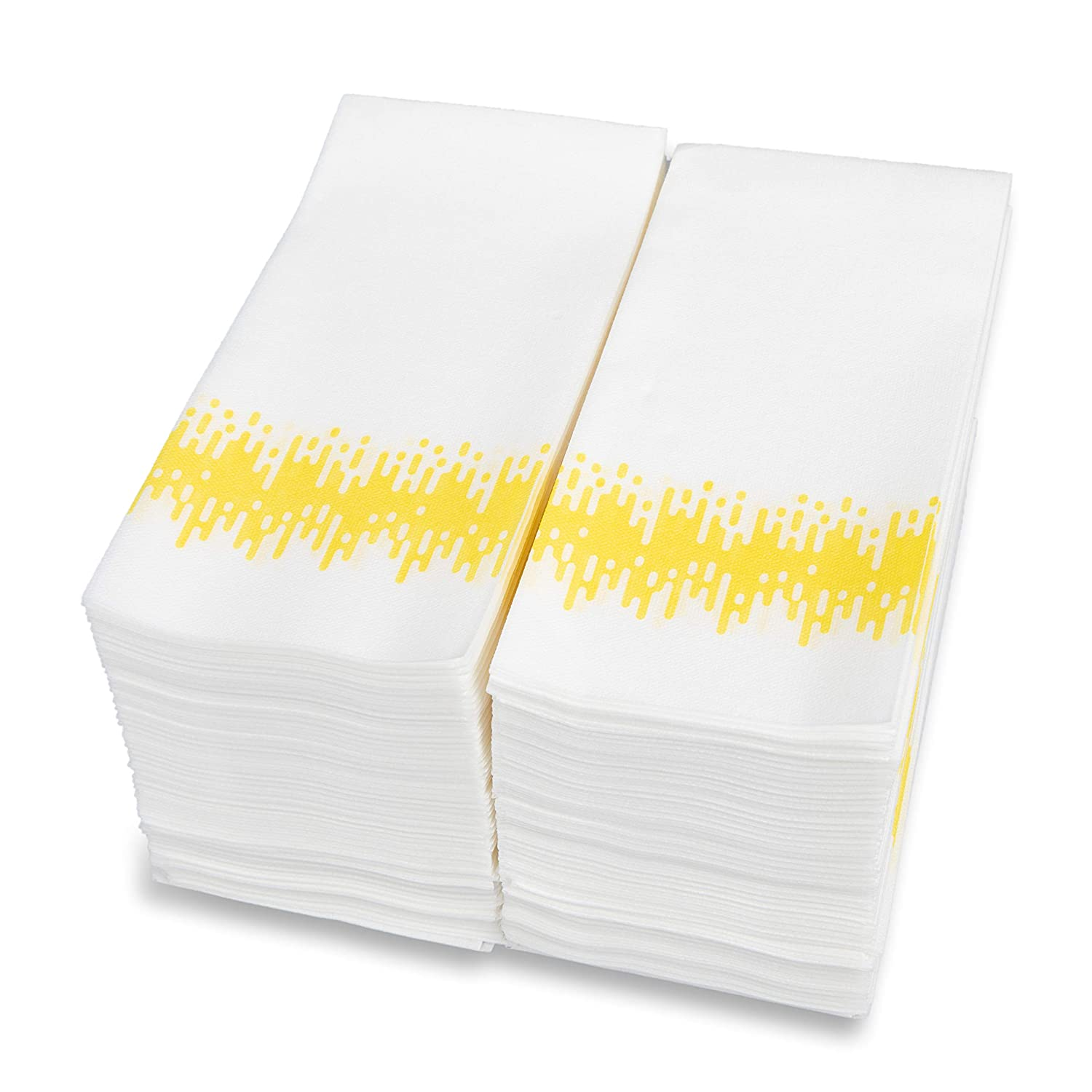 Image of Disposable Hand Towels, Pack of 100