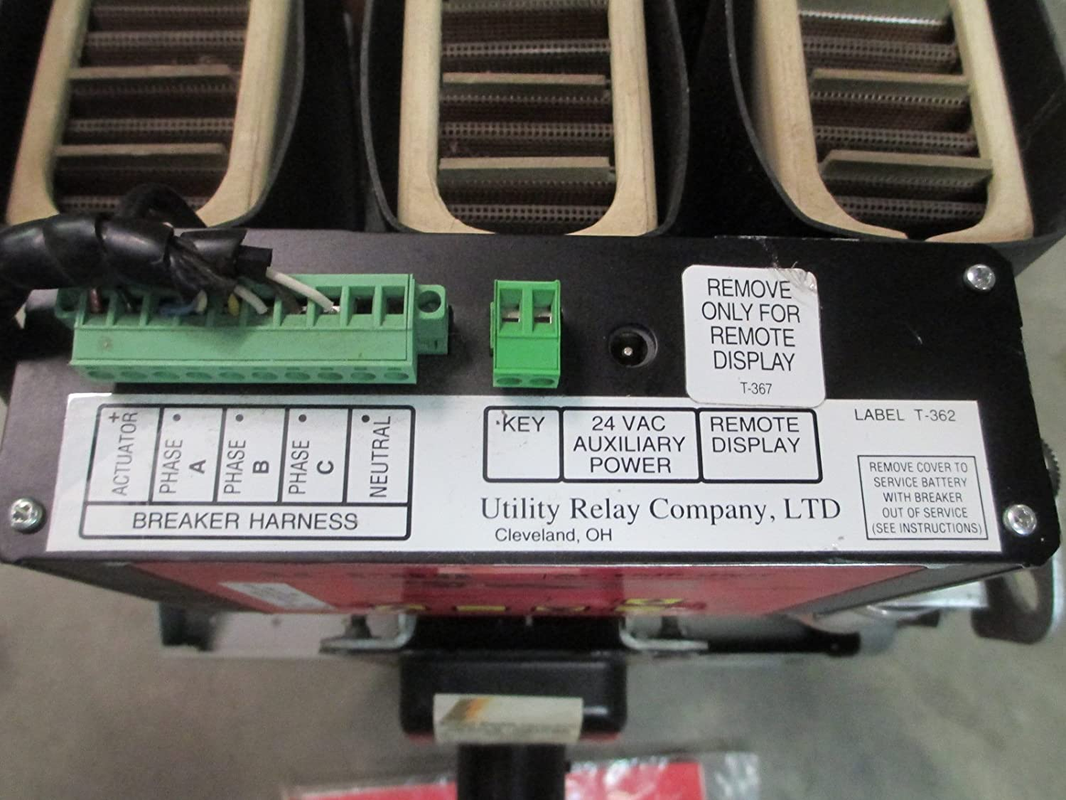 Ge Ak 2 25 600 Amp 600v Air Breaker Ac Pro Trip Mo Do Ak225 General Afci Breakers Electrical Safety Services Philadelphia Pa Electric Urc Industrial Scientific