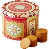 Nyakers Sweet and Spicy Gingersnap Cookies - Original Flavor Nyakers Gingersnap Cookies | Finest Ginger Snaps Swedish Cookies | Perfect Cookies On The Go | 26.45 Ounces