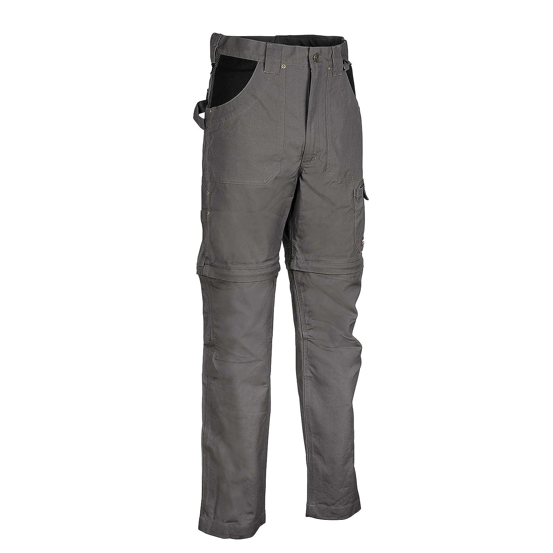 Cofra V053/ /0-04.z48/pantalonesHelsinki tama/ño en antracita//negro 48