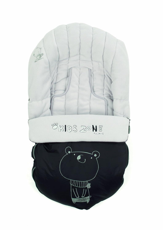 Jané - Saco de abrigo para sillas y carritos, color negro (080474 R82)
