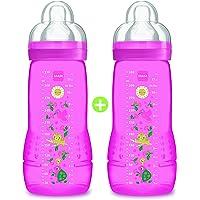 330ml Botella MAM bebé de color Segunda Edad