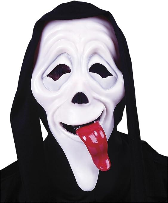 Adult Face diseño de película Ghost Wassup! Máscara/disfraz ...