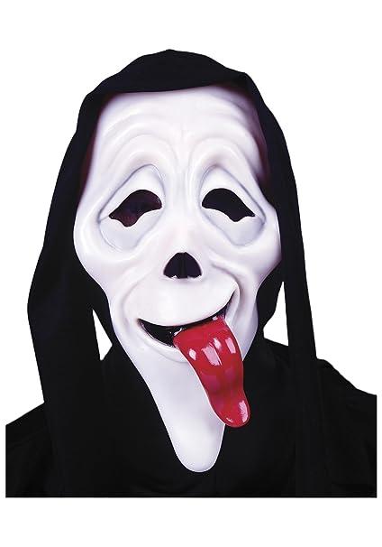 Adult Face diseño de película Ghost Wassup! Máscara/disfraz