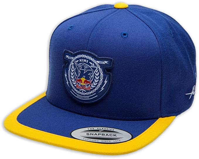 Kini Red Bull Cap Crest  Amazon.co.uk  Clothing 8002c7ab22