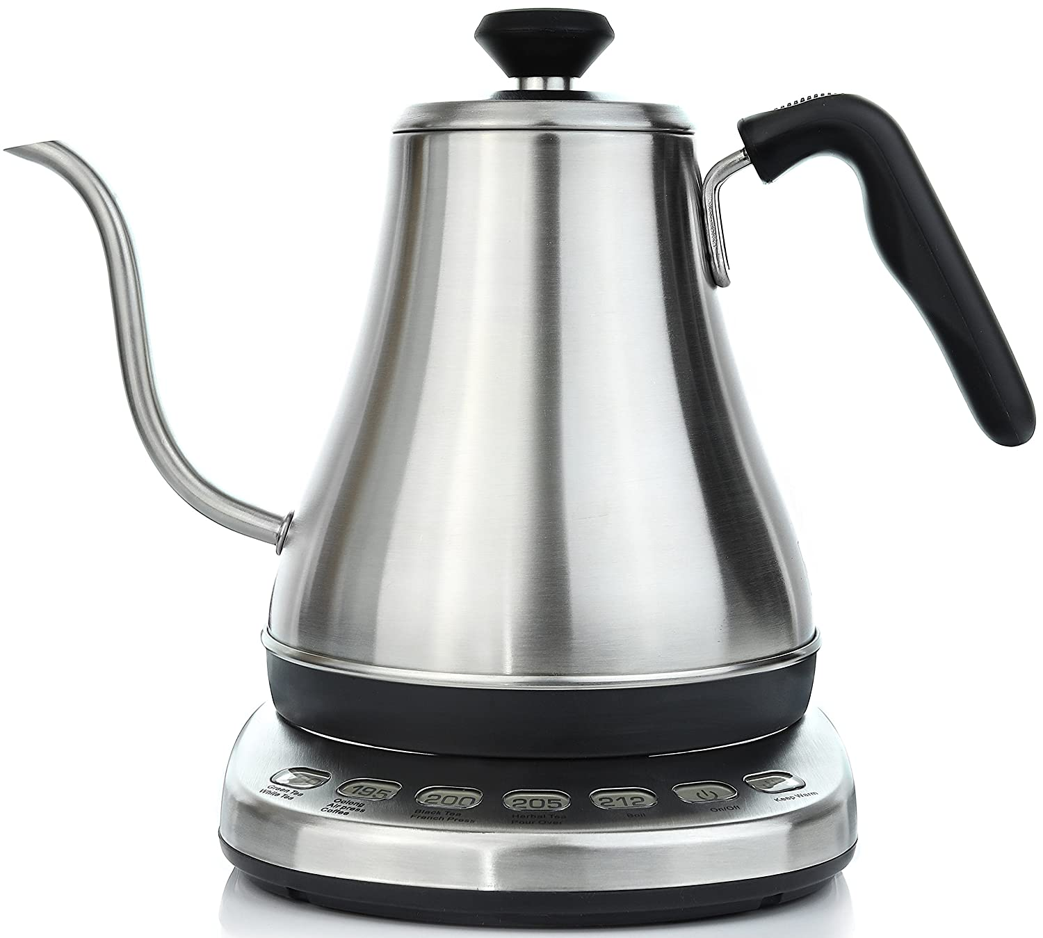 Electric Gooseneck Kettle with Temperature Presets