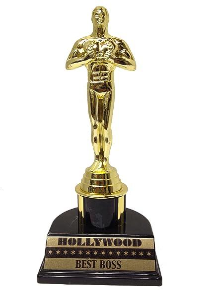 amazon com best boss trophy sports award trophies sports