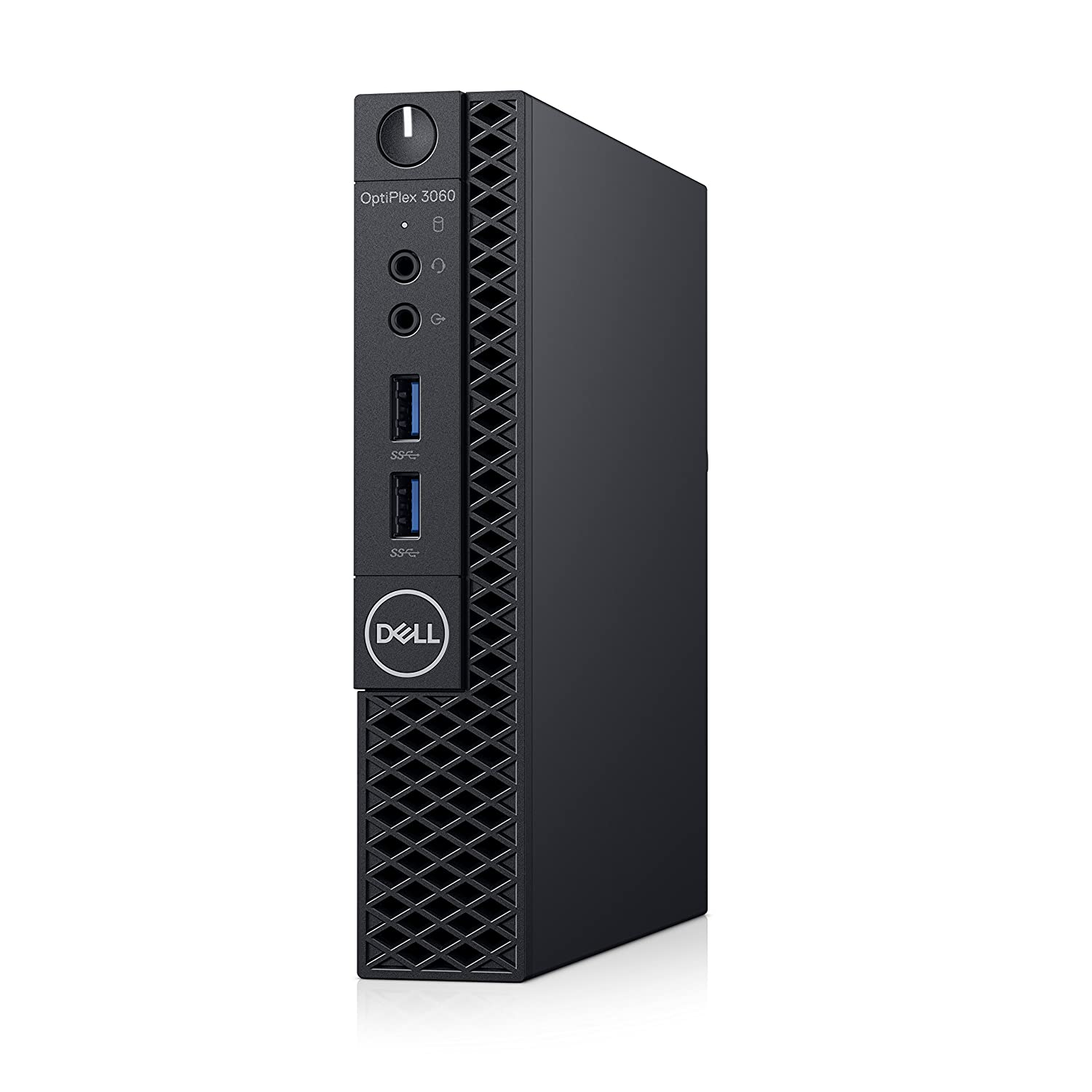 Amazon.com: Dell OP3060MFFXKF5K OptiPlex 3060 XKF5K Micro PC with Intel Core i5-8500T 2.1 GHz Hexa-core, 8GB RAM, 256GB SSD, Windows 10 Pro 64-bit: ...