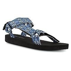 Strap Telly Velcro Sandal Shoes Casual Women's Twisted PkXTuZiO