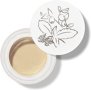 product image for 100% PURE Satin Eye Shadow (Fruit Pigmented), Star, Cream Eyeshadow, Shimmer, Long Lasting Eye Makeup, Vegan, Natural Makeup (Warm, Yellow-Gold Shimmer) - 0.17 Oz