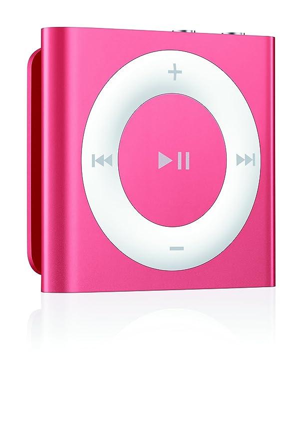Apple iPod Shuffle 2GB - Reproductor MP3 (2 GB, AAC, AIFF, MP3, WAV, 3.5 mm, 20-20000 Hz), rosa (importado): Amazon.es: Electrónica