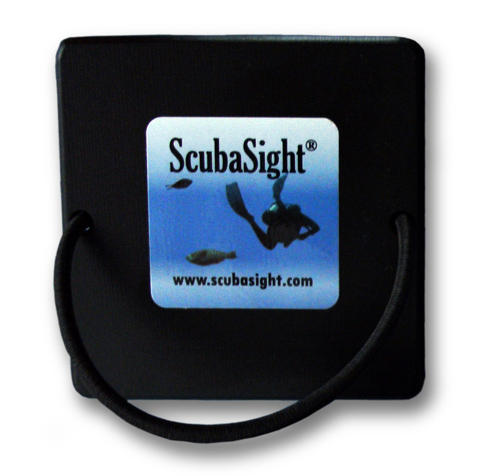 ScubaSight® Extreme Duty Black Dive Mirror