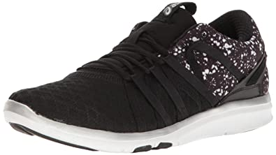 asics black trainers womens