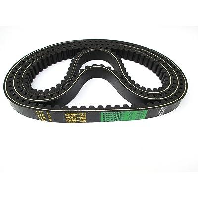 3 Pcs Go Kart Drive Belt 725 For 30 Series Torque Converter Belts: Automotive