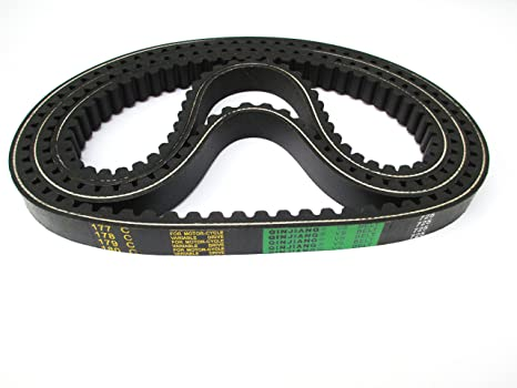 kemer kart Amazon.com: 3 Pcs Go Kart Drive Belt 725 For 30 Series Torque