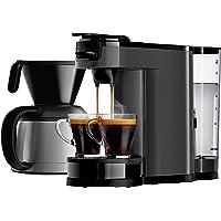 Philips HD7892/21 Senseo Switch Machine à café 2 en 1 Gris 1 L