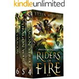 Riders of Fire Books 4-6: Dragon Strike, Dragon War, Sea Dragon (Riders of Fire Collections Book 2)