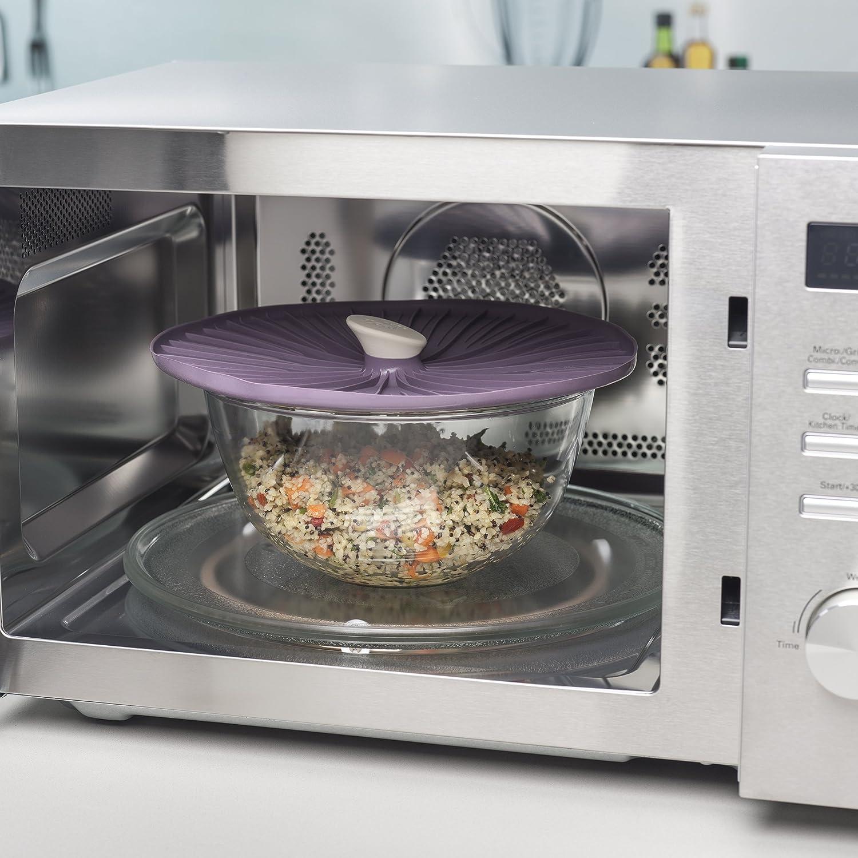 Zeal hermético Push para sellar silicona 9 pulgadas tapa de cocina ...