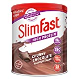 SlimFast Meal Replacement Powder Shake, Chunky Chocolate - 450 g