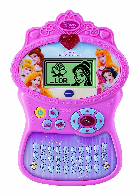 Disney Pda Princesas Ap Y Descubro Vtech
