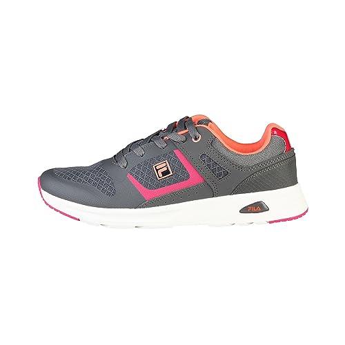 Fila - Zapatillas para mujer, color Gris, talla 38 EU: Amazon.es: Zapatos y complementos