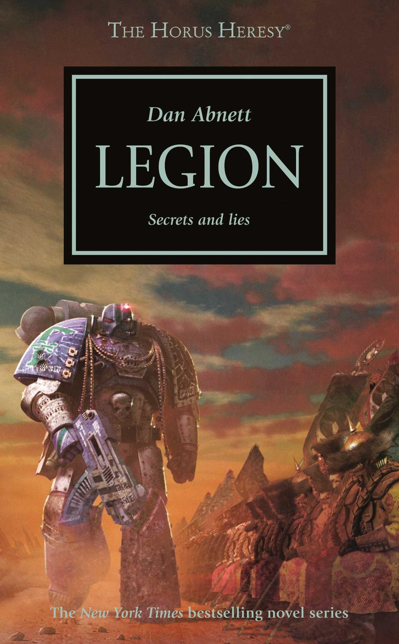 Amazon: Legion (the Horus Heresy) (9781849708159): Dan Abnett: Books