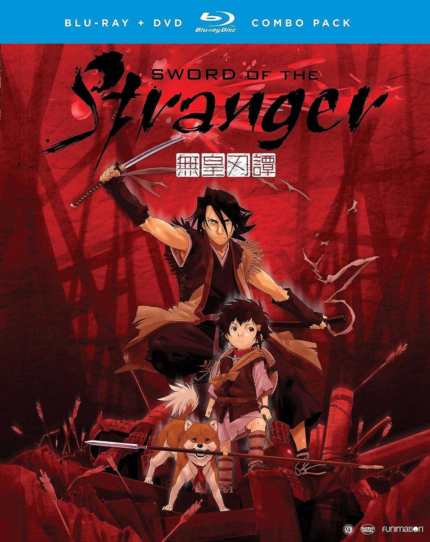 Amazon.com: Sword of the Stranger [Blu-ray]: Michael ...