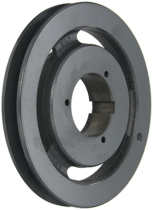 Browning 58V4450N Q-D Sheave 8V Belt 5 Groove Uses N Bushing Cast Iron