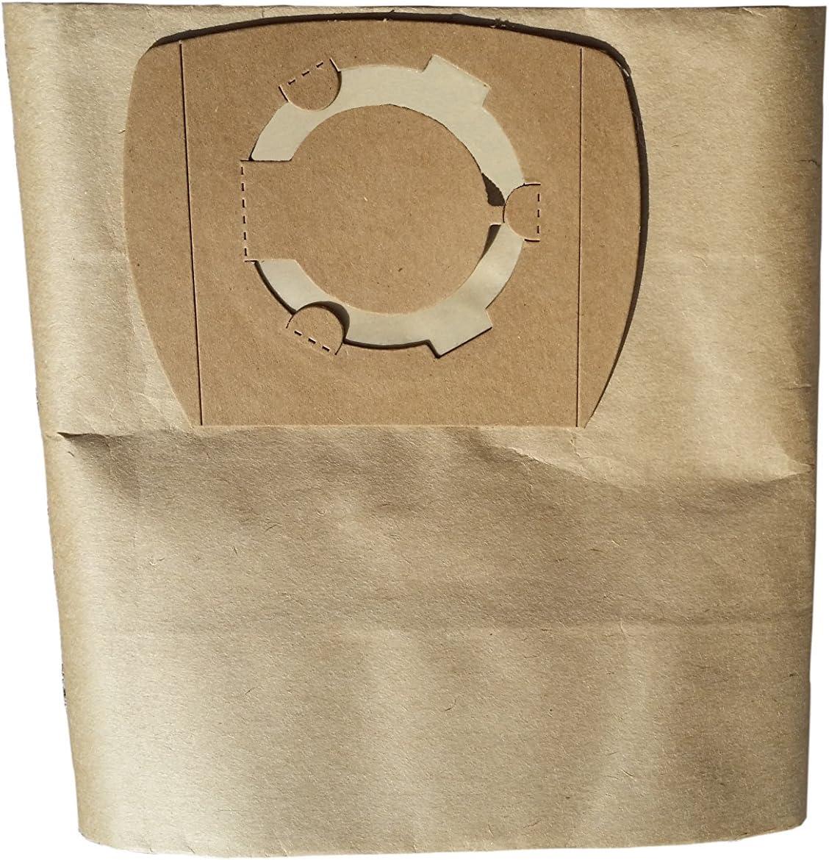 5 bolsas para aspirador Aqua Vac Pro 200: Amazon.es: Hogar