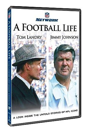 0e9de9d7ac9 Amazon.com  NFL  A Football Life  Tom Landry   Jimmy Johnson  Tom ...