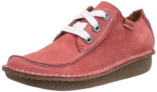 Y Zapato Cuero Funny Zapatos es Dream Clarks Amazon Complementos Mujer De Brogue xnB4vvpWA