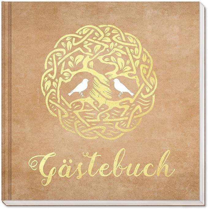Sophies Kartenwelt - Gästebuch Hochzeit