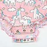 Slowera Baby Girls 2pcs Sets Cotton Ruffles Romper