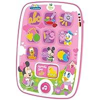Clementoni 62949 - Ma Première Tablette Baby Minnie - Disney - Premier Age