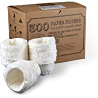 canFly Optional K-Cup Coffee Paper Filter for Ekobrew Single Serve Filter (300 Count)